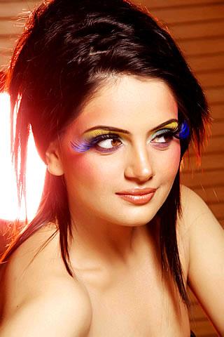 Armeena Rana Khan Model