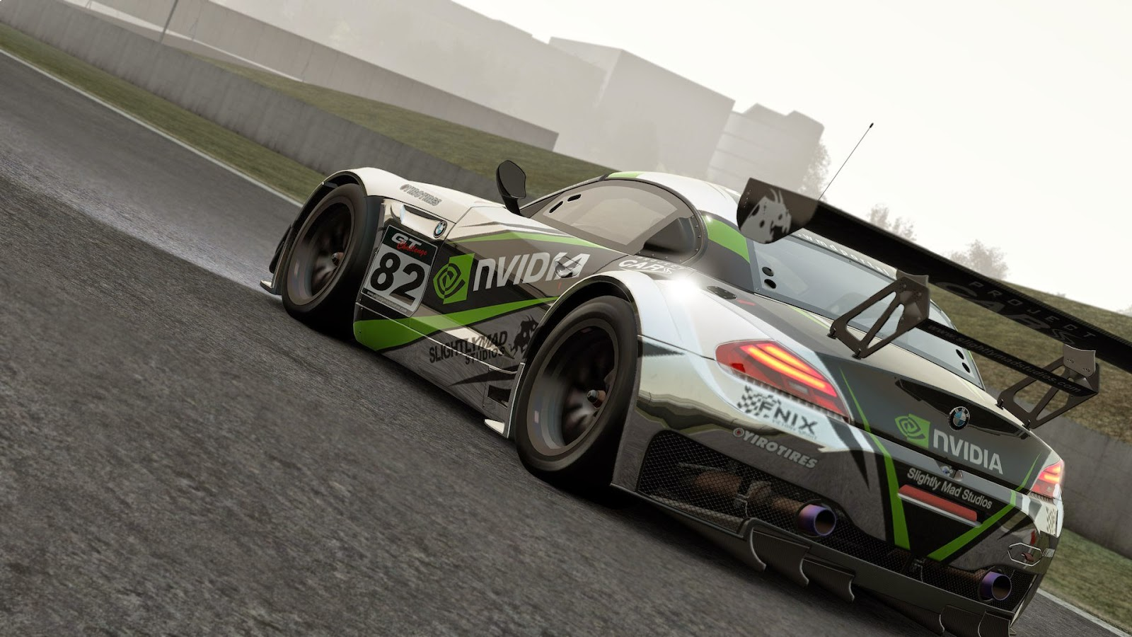 Project Cars 2015 juego de carreras para pc gratis