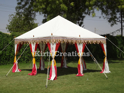 Royal Party Tent