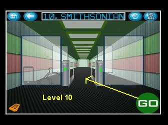 Subway Exits Washington Level 10
