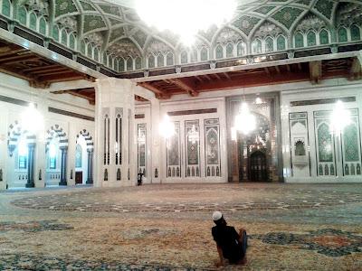 Muscat mezquita