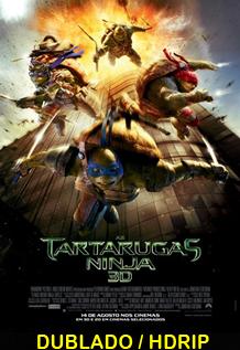 Assistir As Tartarugas Ninja Dublado