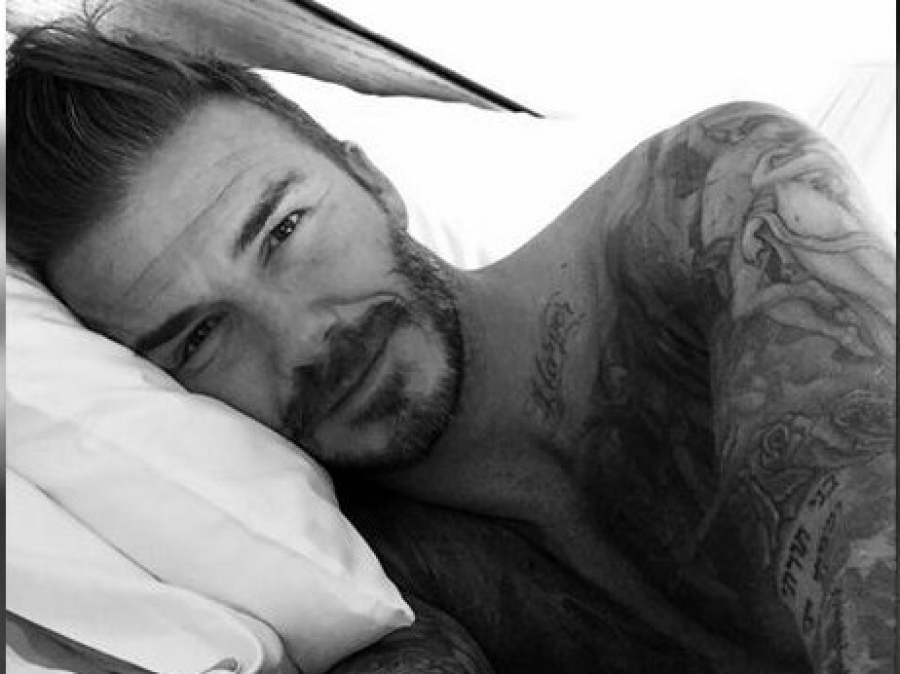 Justin Bieber , Mario Casas , Irina Shayk et David Beckham : 20 images sexy pour vous rendre un Blue Monday plus heureux