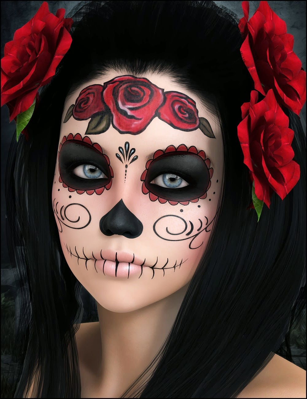 Download DAZ Studio 3 for FREE!: DAZ 3D - Catrina