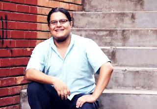 James Andrés Payan Caicedo, estudiante de Ingeniería de Sistemas