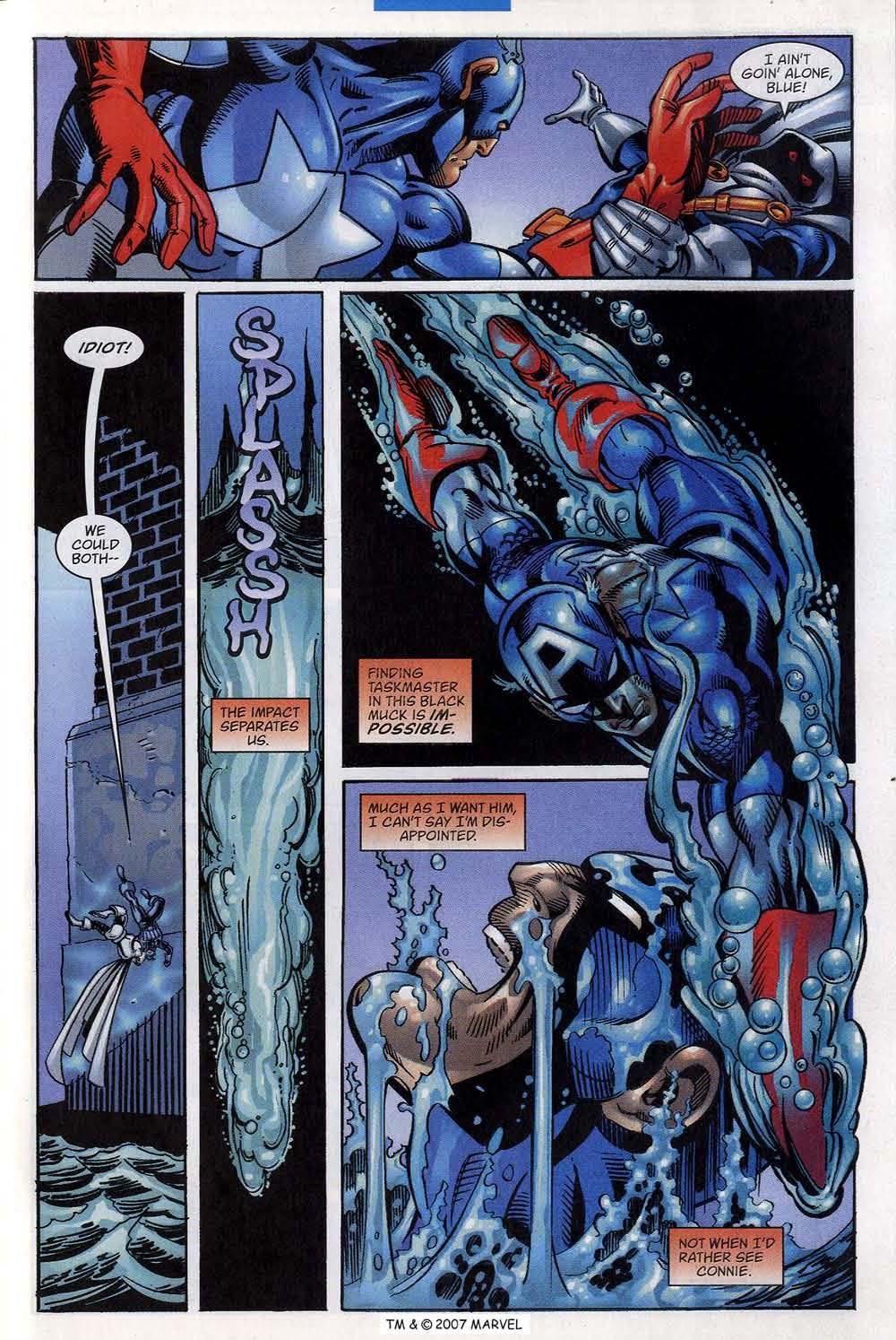 Captain America (1998) Issue #44 #51 - English 31