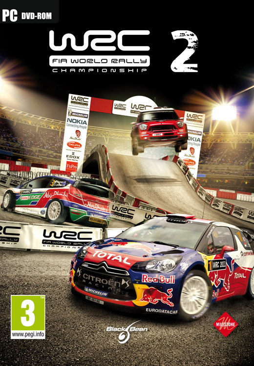 WRC 2 FIA World Rally Championship PC FULL 69574 forside