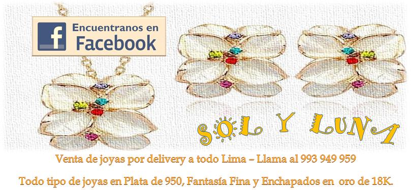 Sol y Luna Joyas en Lima