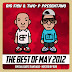 BIG FISH & TWO-P - THE BEST OF MAY 2012 (SPECIAL GUEST SANTIAGO - HOSTED BY B2B)