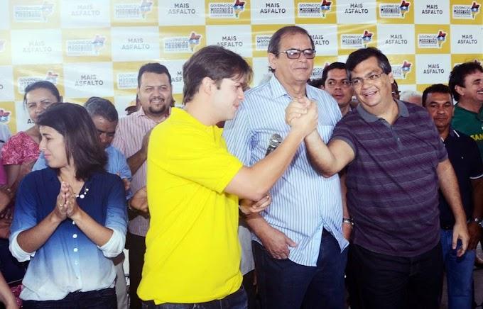 Flávio Dino anuncia novos investimentos em Caxias nas áreas de saúde, educação e segurança!!!