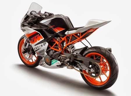 Gambar Motor sport KTM