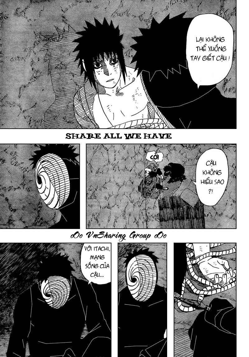Naruto chap 401 Trang 12 - Mangak.info