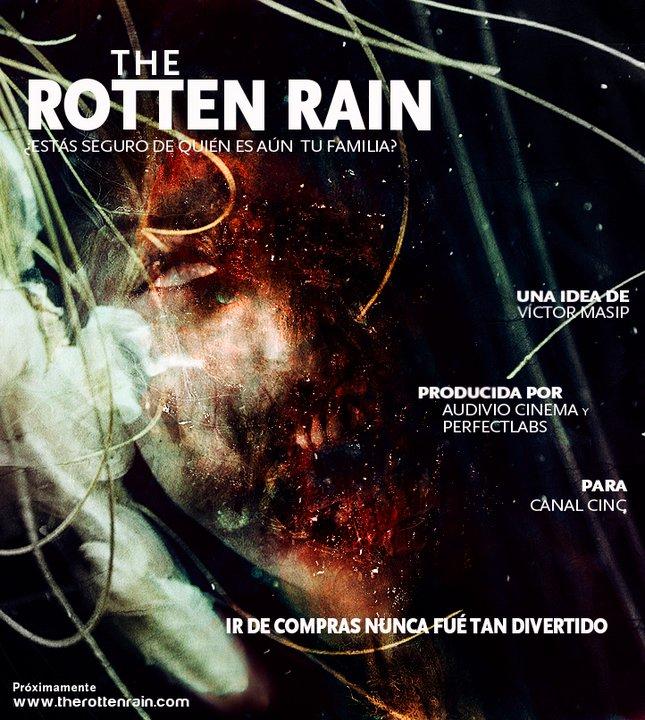 The Rotten Rain. ( Serie 2012 - 2013 ) Poster+promocional+The+Rotten+Rain