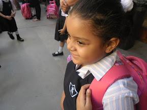 نونو فى اول يوم مدرسة