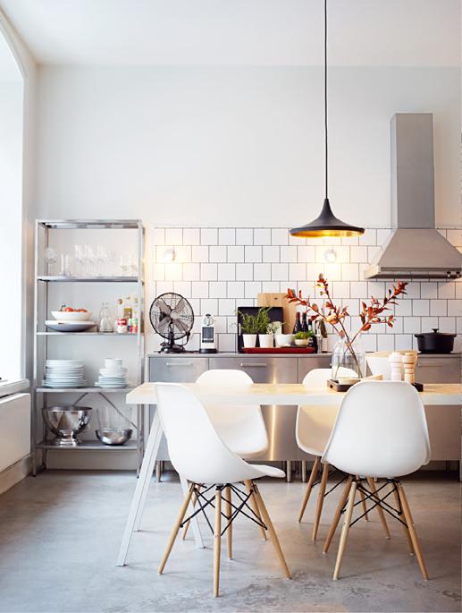 Interiores con encanto, cocinas