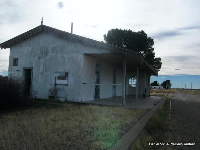 TELLIER (L.P.) Ramal Puerto Deseado-Las Heras