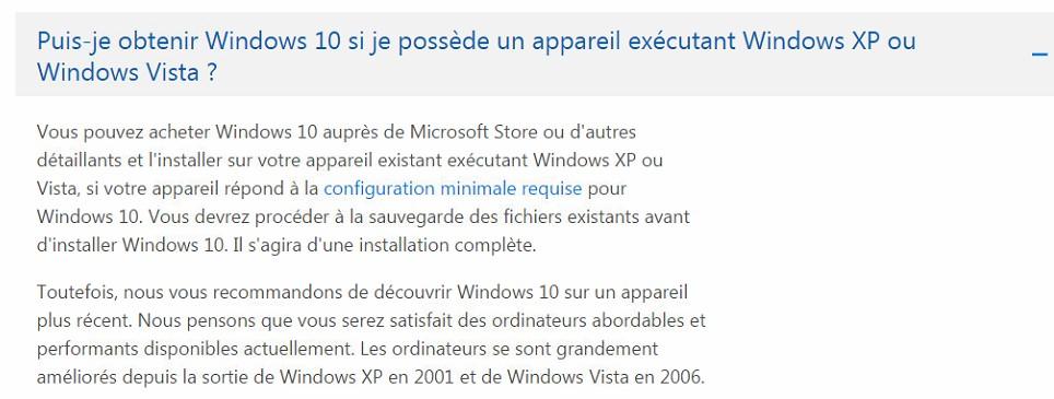 prix windows 10 famille 64 bits