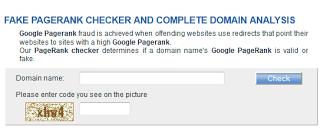 Cara Mengetahui Status Google pagerank