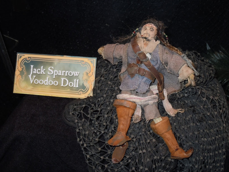 Captain Jack Sparrow voodoo doll