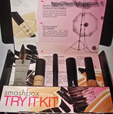 Smashbox Try It Kit 19