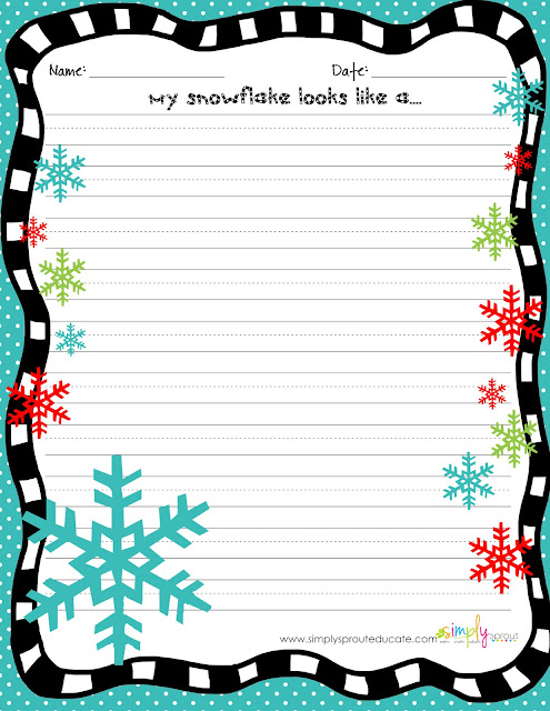 Brighten up those Winter Days with some winter fun! ~ Simply Sprout