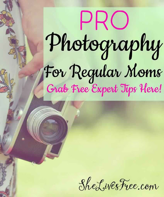 Expert Photography Tips for Regular Women