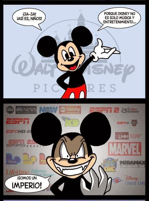 Disney todo un impero