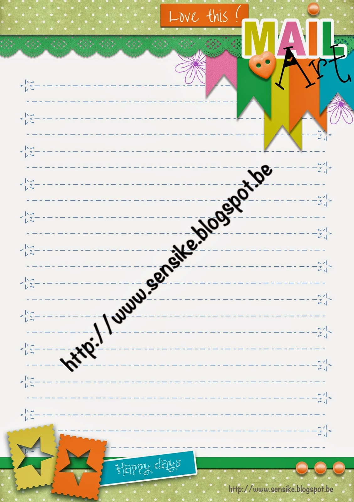 stationery; briefpapier; printable; stationary