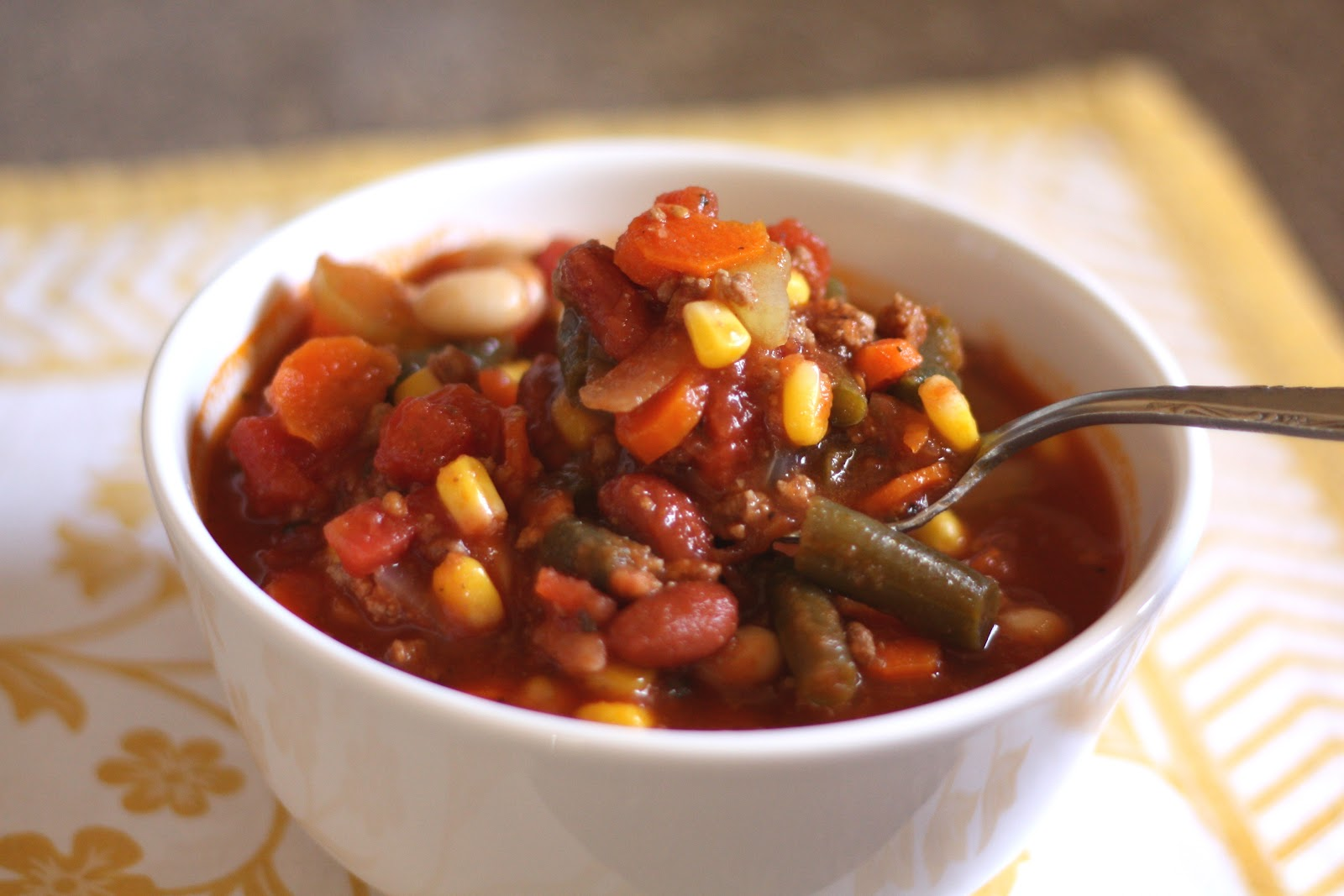 Barefeet In The Kitchen: Hearty Italian Beef and Vegetable Stew