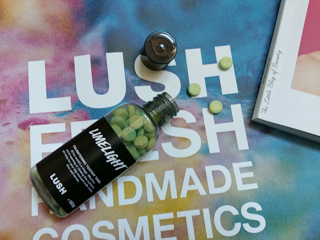 Lush Limelight Toothy tabs