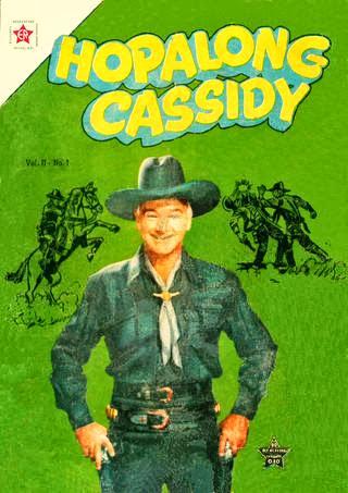HOPALONG CASSIDY - ESPANHOL