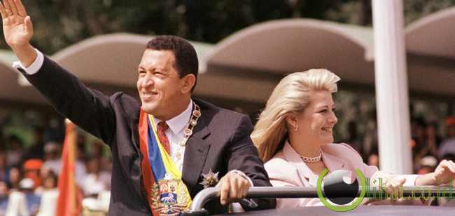 HUGO CHAVEZ - Presiden Venezuela