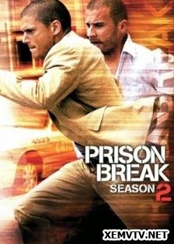 Vượt Ngục 2 - Prison Break Season 2
