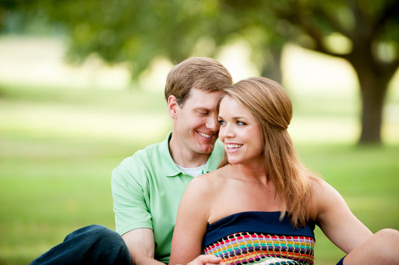 Laura & Jeff {engagement}