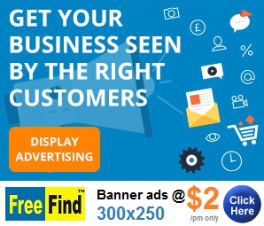Need Help? Sale Banner Ads @ $2