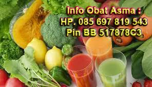 Makanan dan Minuman Sehat untuk Penderita Asma