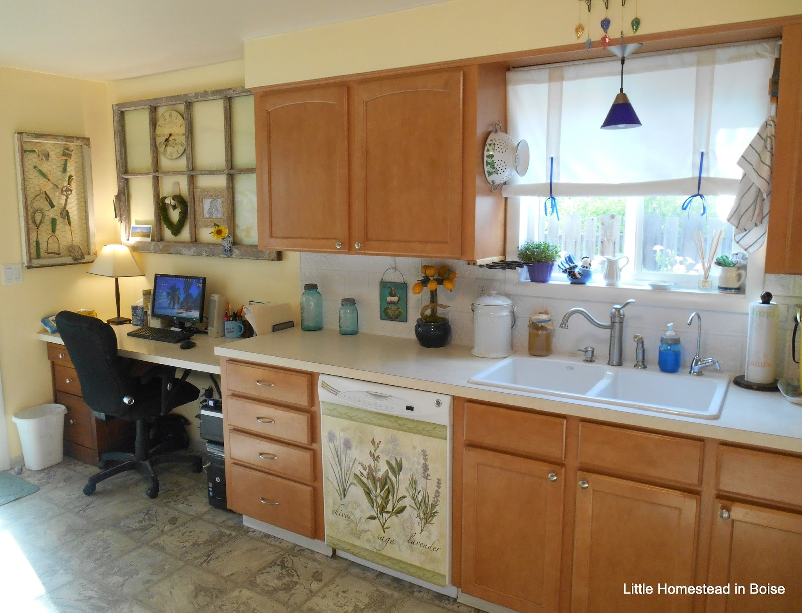 My Budget Kitchen Makeover Finished!