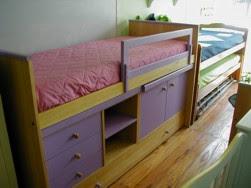 Muebles mya camas compactas for Muebles juveniles gavilan