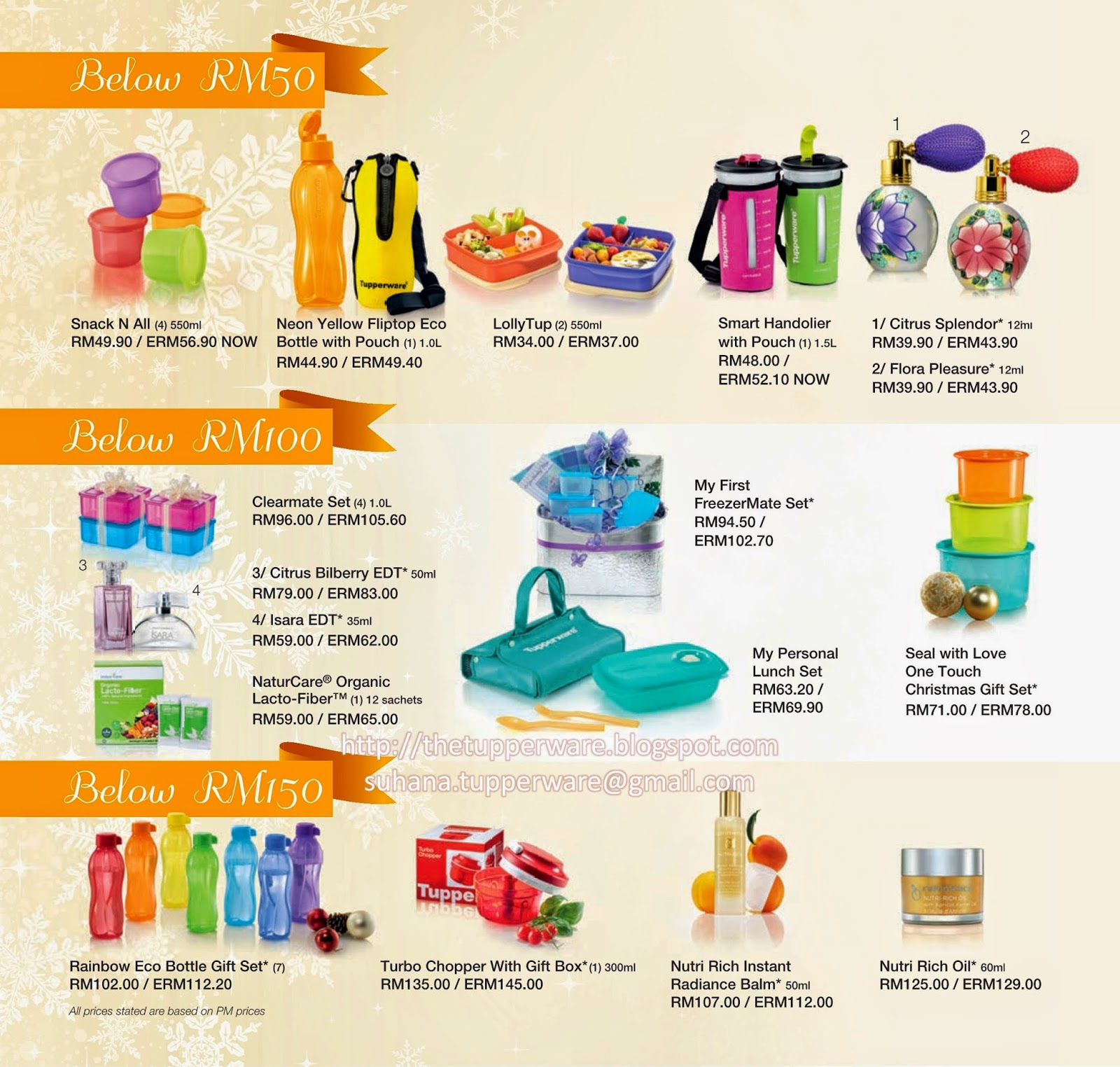 Tupperware Brands Malaysia Online | Catalogue | Collection