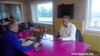 Συνέντευξη του Ν Λυγερού στο Radio 98,4fm με τον Γ.Σαχίνη.