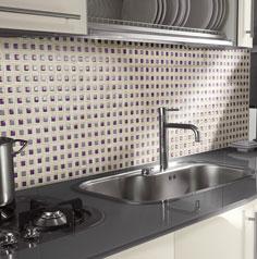Montier zentrum la posa delle piastrelle 2 parte - Posa piastrelle cucina ...