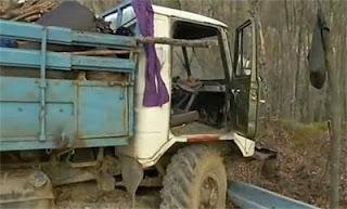 Камионът, който се преобърна край Върбица никога не е минавал технически преглед