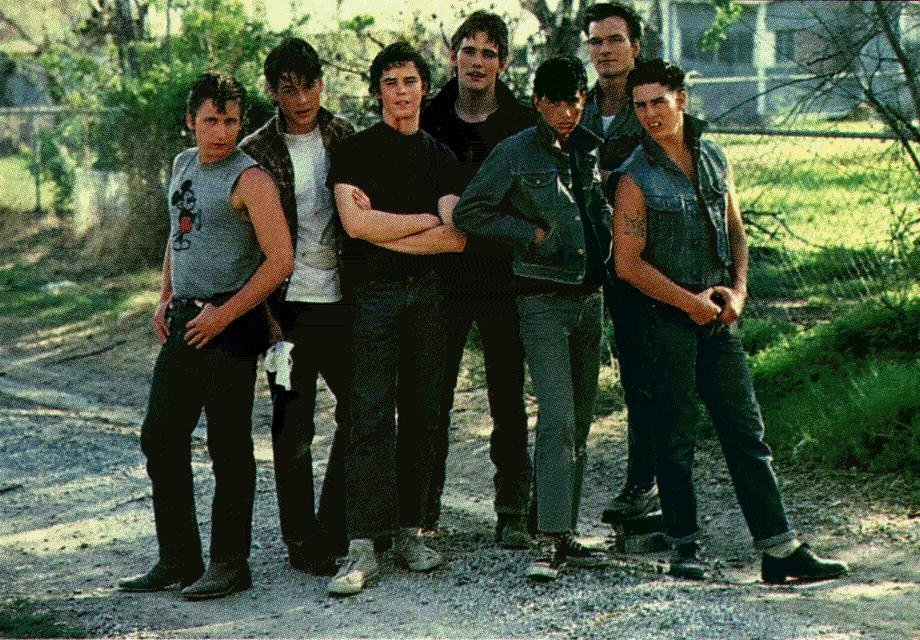 critical essays on the outsiders
