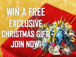 Exclusive Chritsmas Gift!