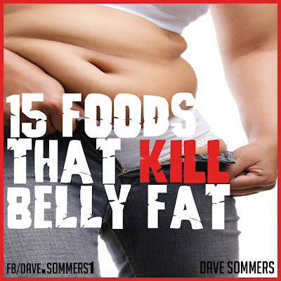 What foods will lose belly fat