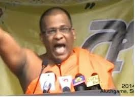 Gnanasara Thera - The Buddhist priest who stroke the massacre against muslims in srilanka!