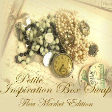 "Petite Inspiration Box Swap ""Flea Market Edition"""