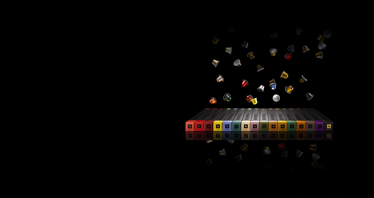 Nespresso vs Malongo COFFEE IN NUMBERS -> Nespresso Club