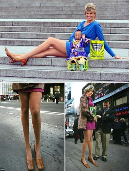 pernas mais longas do mundo, svetlana pankratova, eu adoro morar na internet