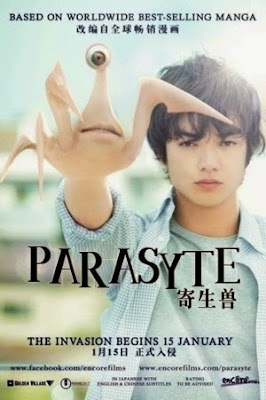 Watch Now BluRay Rip 720p Parasyte: Part 1 (2014)